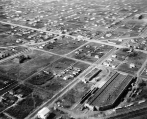 Aerial-Cromdale-1934-City of Edmonton Archives EA-160-409