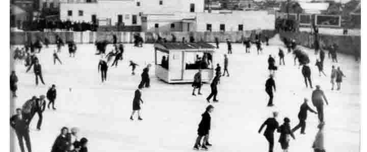 Central Skating Rink City of Edmonton Archives  EA-671-1