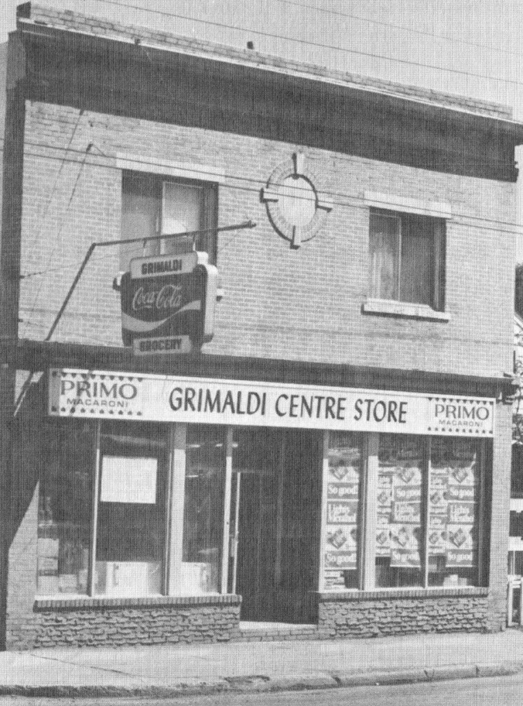 Grimaldi's Grocery - 9544 118 Ave