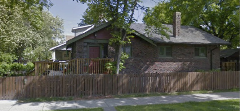 11. Jame Rutherford House