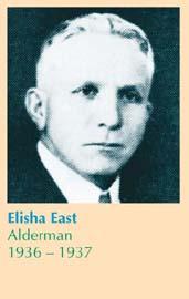 13. Elisha East