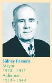 Sidney Parsons, photo: Edmonton Public LIbrary
