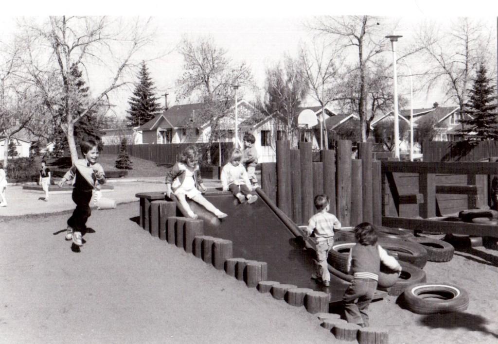 Norwood Park playground