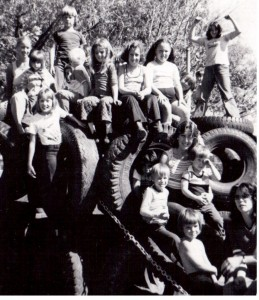 Playground Norwood Park